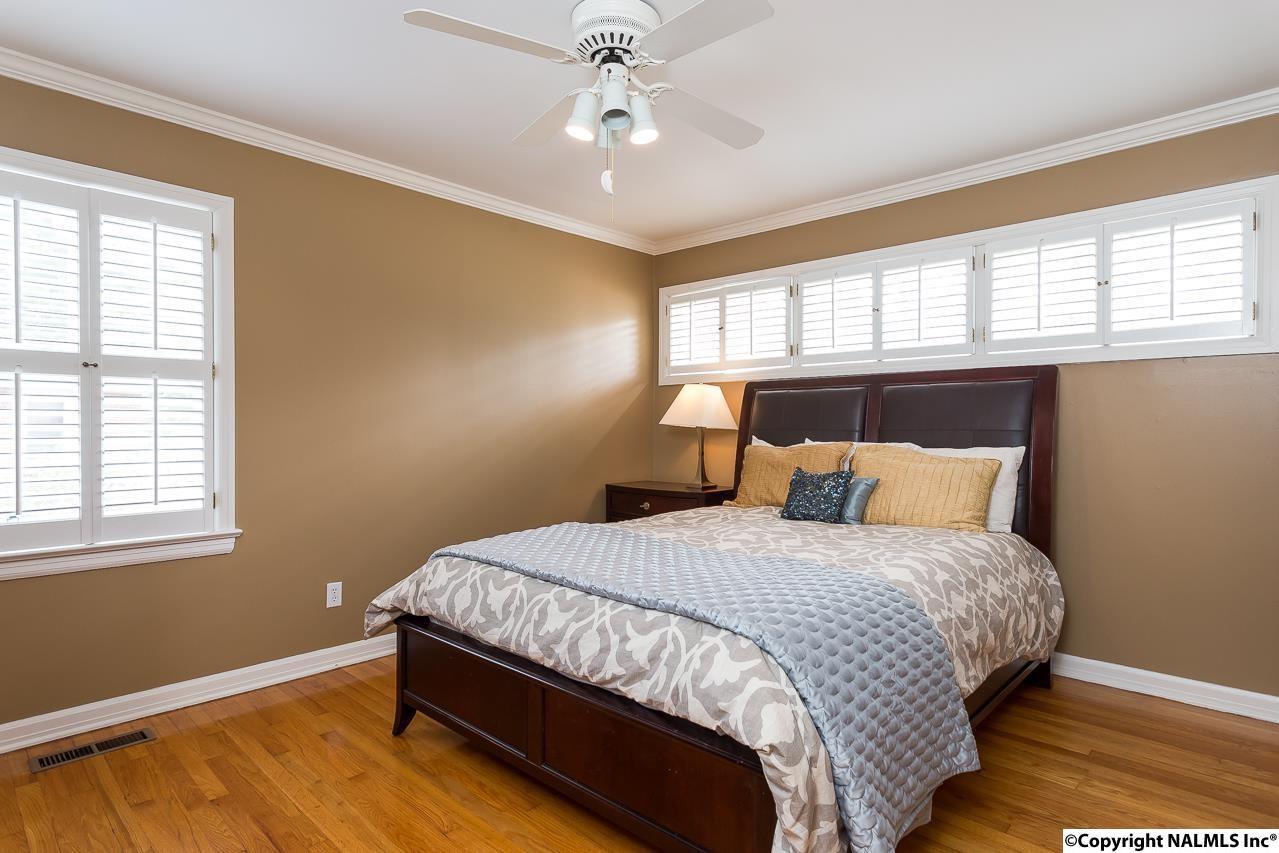 Bedroom at 1715 Ballard Drive, Huntsville, AL 35801 in Blossomwood