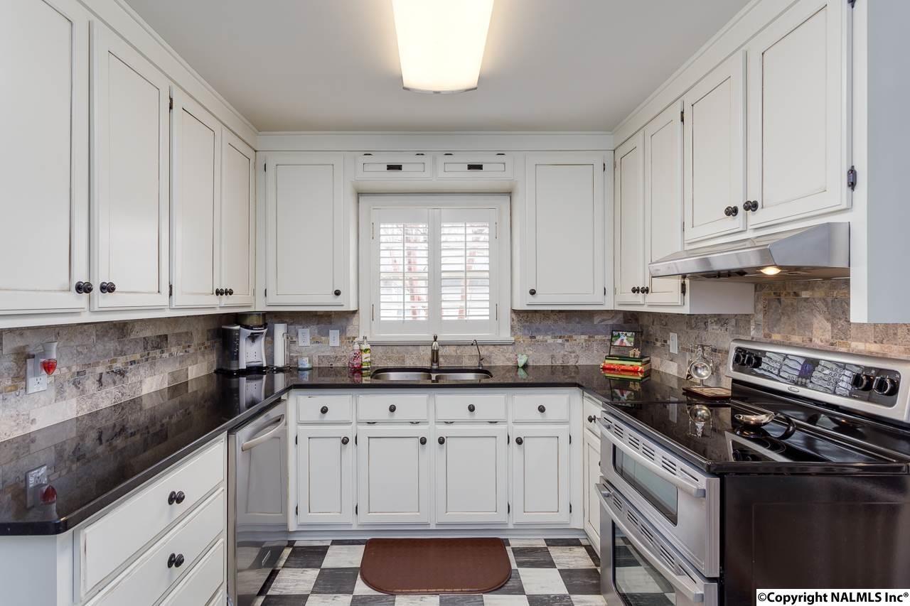 Kitchen at 1715 Ballard Drive Huntsville, Alabama 35801 in Blossomwood.