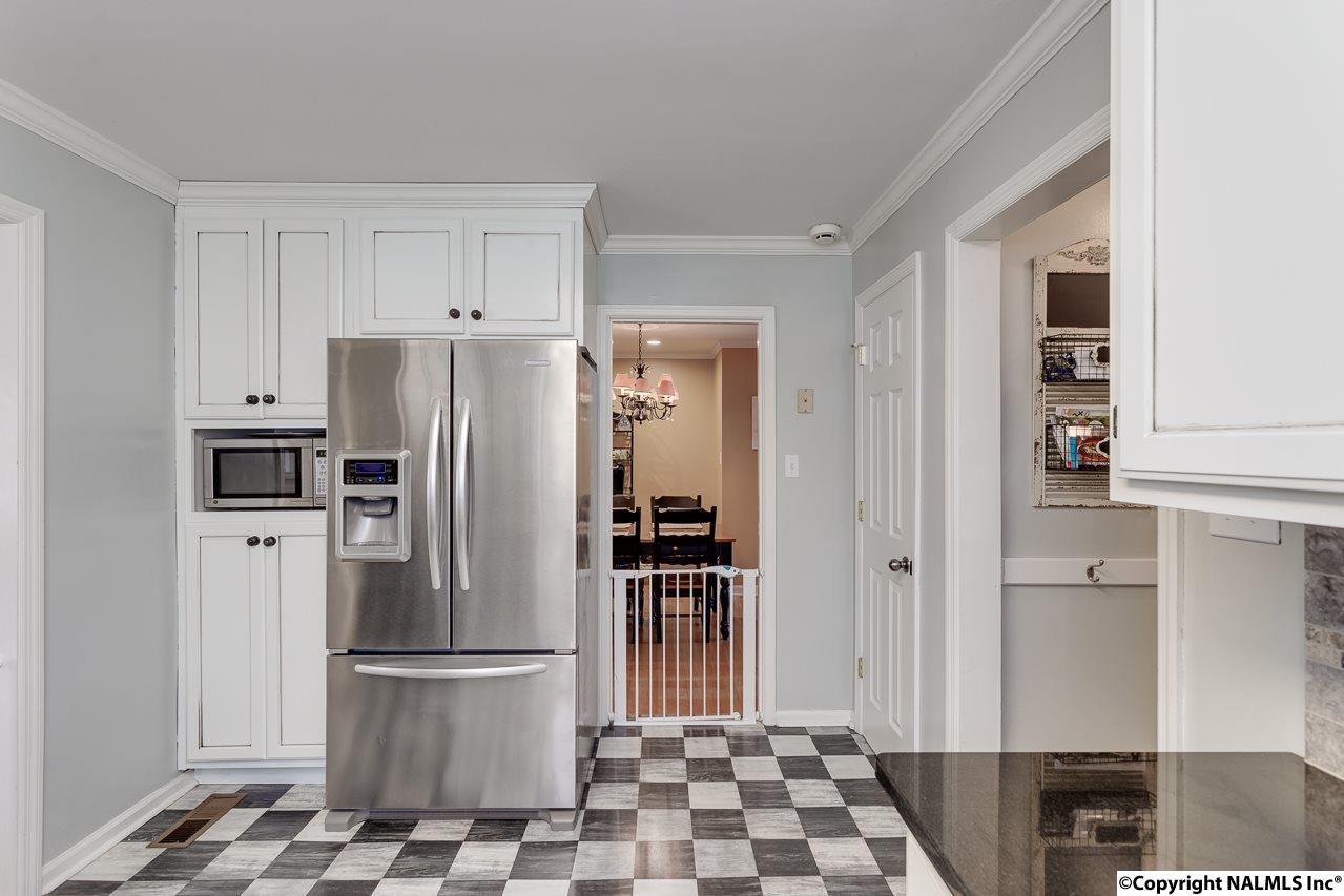 Kitchen at 1715 Ballard Drive, Huntsville, Alabama 35801 in Blossomwood.